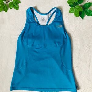 The North Face Tank up Blue Flight Serie